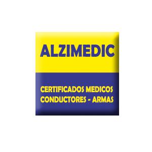 Logotipo Alzimedic S.L