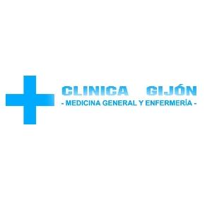 Logotipo Clínica Gijón