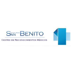 Logotipo Control Medico San Benito Conductores