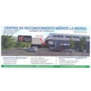 Logotipo Centro de Reconocimientos Médicos LA MOREA