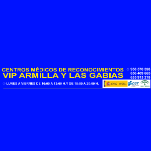 Logotipo Centro Médico VIP