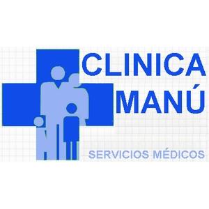 Logotipo Clínica Manú