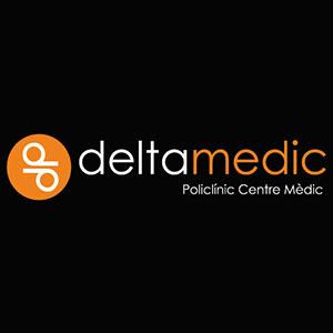 Logotipo Deltamedic Ulldecona