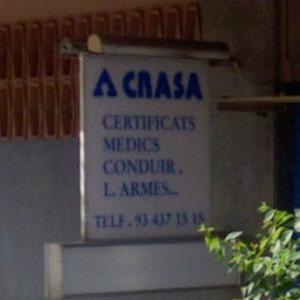 Logotipo Crasa