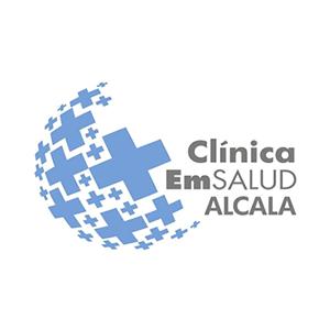 Logotipo Clínica EmSalud Alcalá
