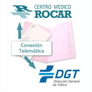 Logotipo Centro Médico Rocar