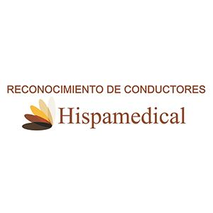 Logotipo Reconocimiento Conductores Hispamedical