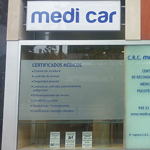 Logotipo Medi Car