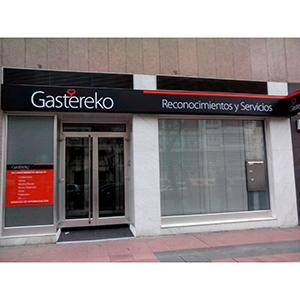 Logotipo Gastereko Reconocimientos y Servicios