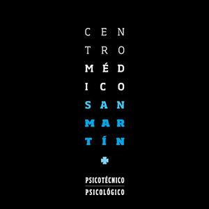 Logotipo Centro médico psicotécnico San Martín