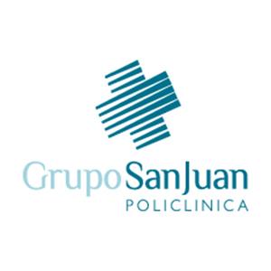 Logotipo Policlinica San Juan