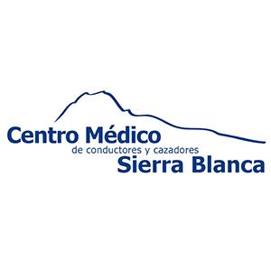 Logotipo Centro Médico de Conductores y Cazadores Sierra Blanca