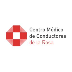 Logotipo Centro médico de conductores de la Rosa