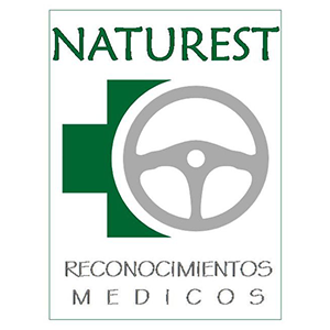 Logotipo Centro Médico Naturest