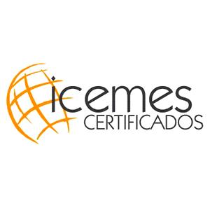 Logotipo ICEMES S.L. Centro de Reconocimientos