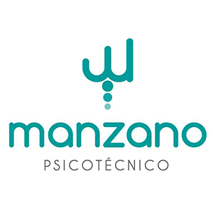 Logotipo Psicotécnico Manzano