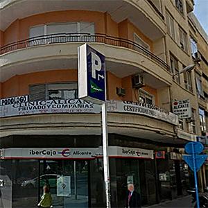 Logotipo Centro Médico Clinic-Alicante