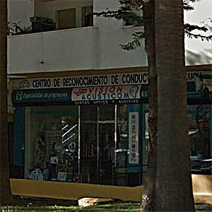 Logotipo Centro de Reconocimiento Andalucía
