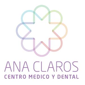 Logotipo Centro de reconocimiento de conductores Ana Claros