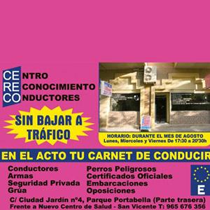 Logotipo CERECO San Vicente