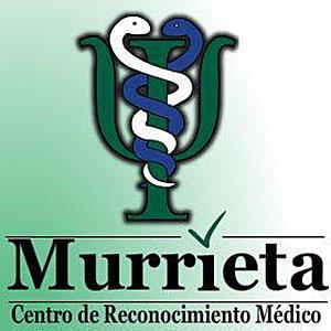 Logotipo Centro de Reconocimiento Médico Murrieta