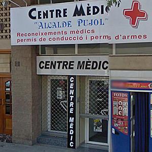 Logotipo Centre Mèdic Alcalde Pujol