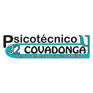 Logotipo Psicotécnico Covadonga 32