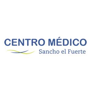 Logotipo Centro médico Sancho el Fuerte