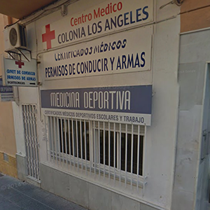 Logotipo Centro Médico Colonia Los Ángeles