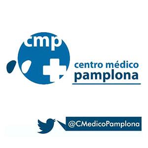 Logotipo Centro Médico Pamplona