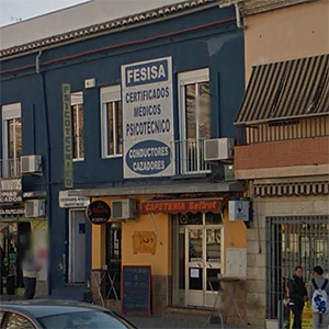 Logotipo FESISA Centro Médico