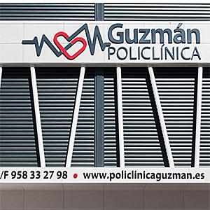 Logotipo Policlinica Guzmán