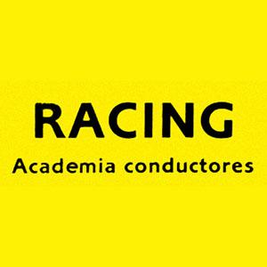 Logotipo Racing centro de Reconocimientos Médicos y Psicotécnicos