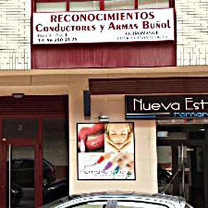 Centro de reconocimientos Médicos Buñol