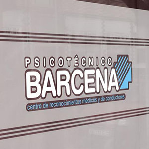 Logotipo CRC Psicotécnico Bárcena