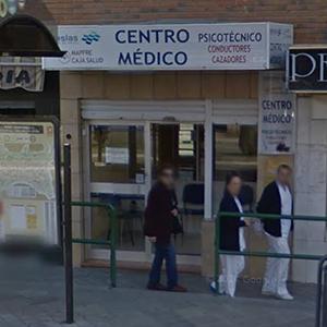 Logotipo Centro Médico Psicotécnico Granada Norte