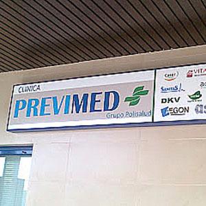 Logotipo Clínica Previmed