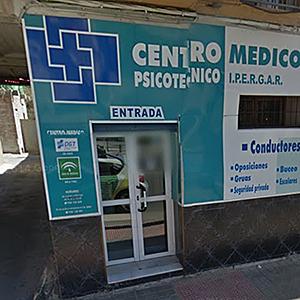 Logotipo IPERGAR Centro Médico