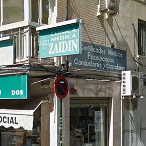 Logotipo Clinica Médica Zaidin