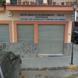 Logotipo Centro Médico Montes Orientales (Iznalloz)