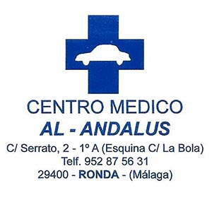 Logotipo Centro Médico Al Andalus