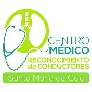 Logotipo Centro Reconocimiento de Conductores Sta Mª de Guía