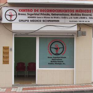 Logotipo Grupo Médico Schamann
