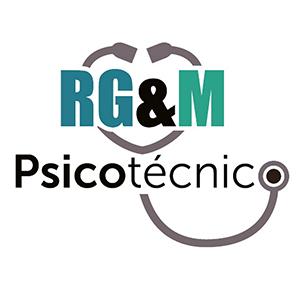 Logotipo RG&M Psicotécnico