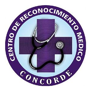 Logotipo ¡AL MEJOR PRECIO! Centro de Reconocimiento de Conductores Concorde