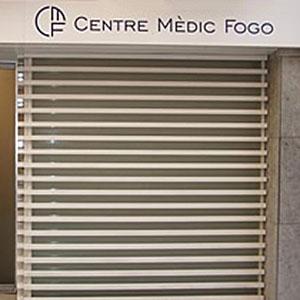 Logotipo Centre Mèdic Fogo