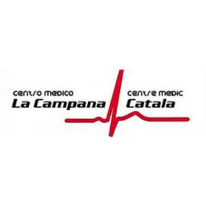 Logotipo Centro Médico Catalán (Campana)