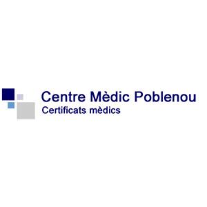 Logotipo Centr Medic POBLENOU