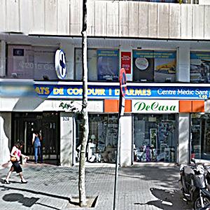 Logotipo Centre Mèdic Sant Andreu