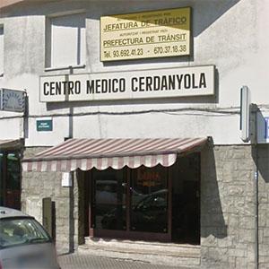 Logotipo Centro Médico CERDANYOLA